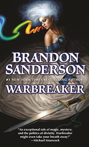9780765360038: Warbreaker (Tor Fantasy)