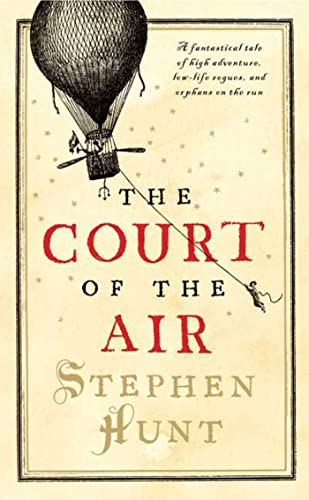 9780765360229: The Court of the Air (Jackelian World)
