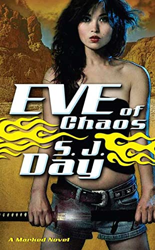 9780765360434: Eve of Chaos (Marked, Book 3)
