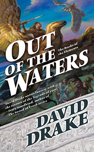 9780765360465: Out of the Waters: The Books of the Elements, Volume Two