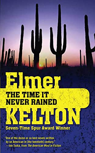 9780765360588: The Time It Never Rained