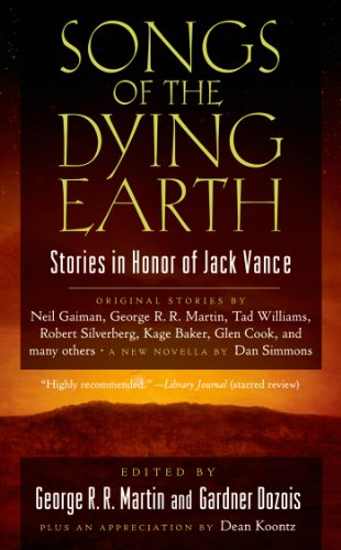 9780765360618: Songs of the Dying Earth