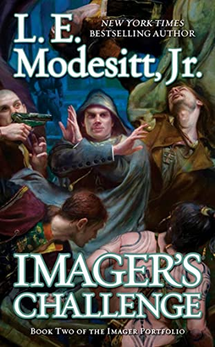 9780765360908: Imager's Challenge: The Second Book of the Imager Portfolio