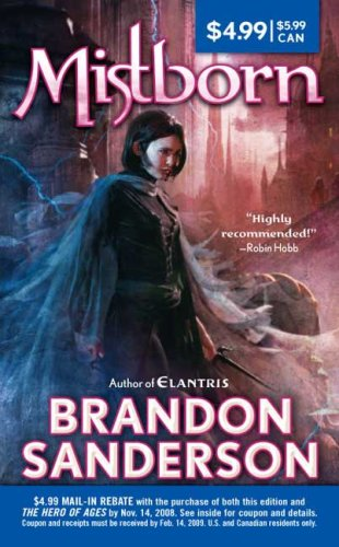 9780765360960: Mistborn: The Final Empire
