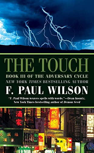 The Touch: Book III of the Adversary Cycle (Adversary Cycle/Repairman Jack)