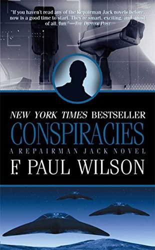 9780765361370: Conspiracies: A Repairman Jack Novel