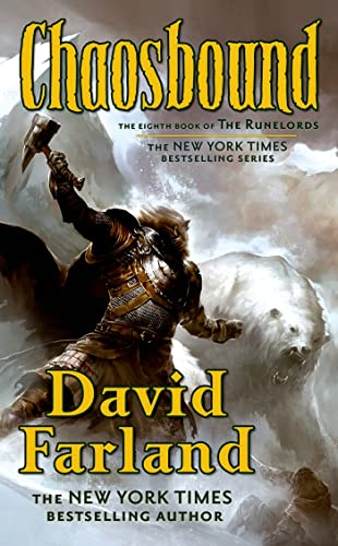 9780765361400: Chaosbound: The Eighth Book of the Runelords