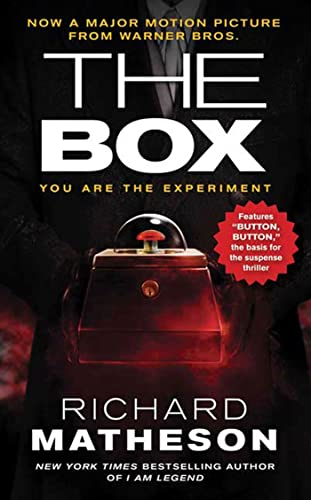 9780765361431: The Box: Uncanny Stories