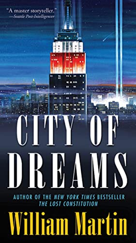 9780765361622: City of Dreams: A Peter Fallon Novel
