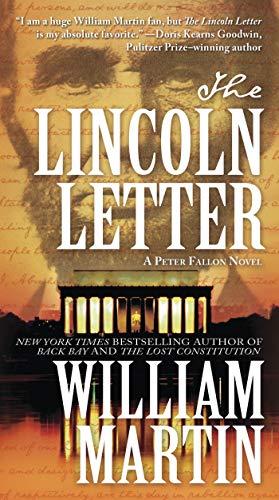 9780765361639: The Lincoln Letter: A Peter Fallon Novel (Peter Fallon and Evangeline Carrington)