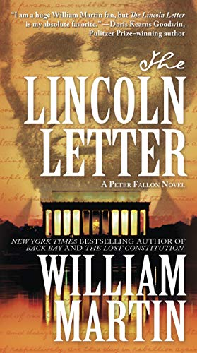 The Lincoln Letter: A Peter Fallon Novel (Peter Fallon and Evangeline Carrington): Martin, William
