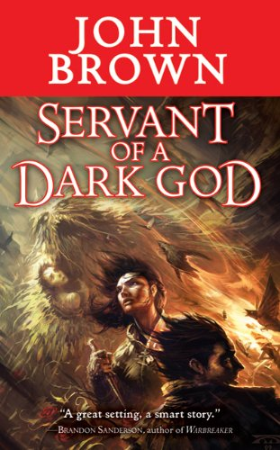 9780765362308: Servant of a Dark God (Tor Fantasy)