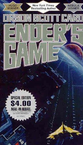 Ender's Game (Ender, Book 1): Card, Orson Scott