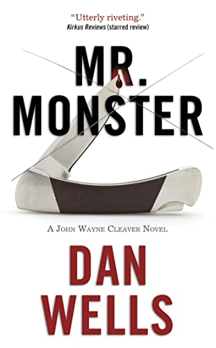 9780765362377: Mr. Monster (John Wayne Cleaver)