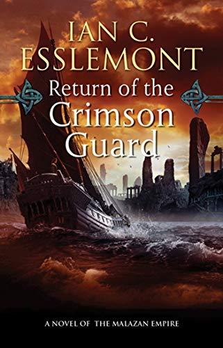 9780765363480: Return of the Crimson Guard