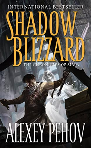 9780765363695: Shadow Blizzard (The Chronicles of Siala)