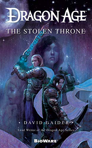 Dragon Age: The Stolen Throne: Gaider, David