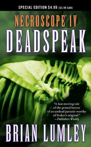 9780765363855: Deadspeak (Necroscope)