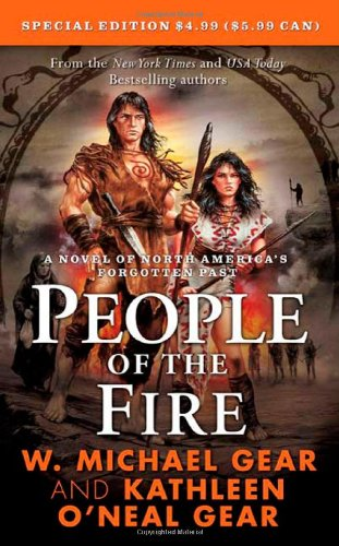 9780765364463: People of the Fire (North America's Forgotten Past)