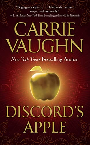 Discord's Apple 9780765364593 When Evie Walker goes home to spend time with her dying father, she discovers that his creaky old house in Hope's Fort, Colorado is not