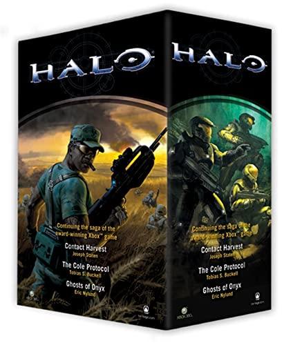 9780765364678: Halo Boxed Set