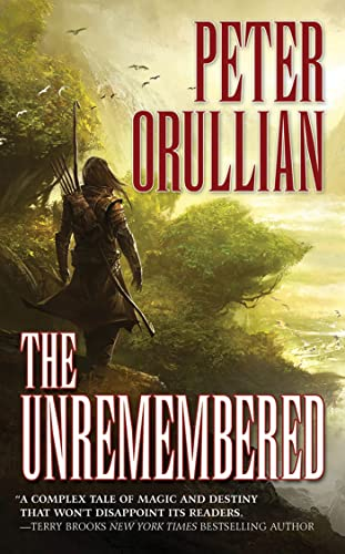 9780765364692: The Unremembered