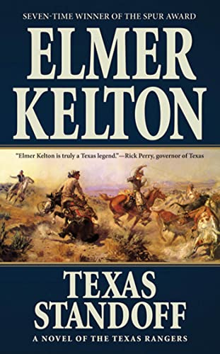 9780765364777: Texas Standoff: A Novel of the Texas Rangers