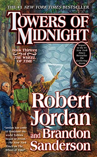 9780765364876: The Wheel of Time 13. Towers of Midnight