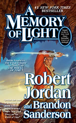 9780765364883: A Memory Of Light - Format A: 14/14 (Wheel of time)