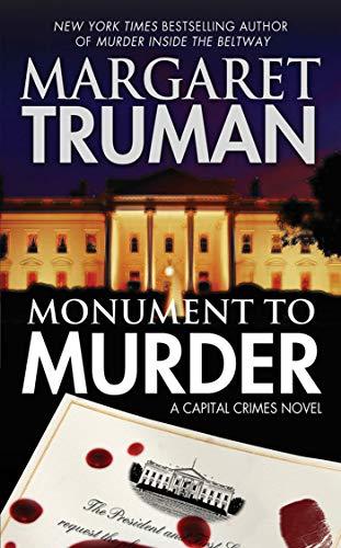 9780765364999: Monument to Murder: A Capital Crimes Novel