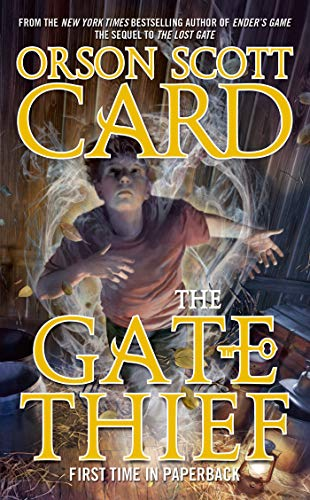 9780765365392: The Gate Thief (Mither Mages)