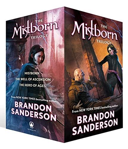 9780765365439: Mistborn Trilogy Boxed Set