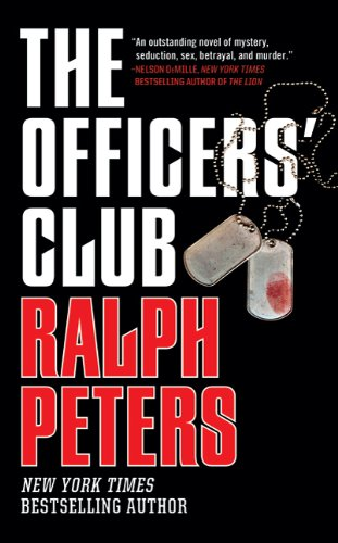 9780765365538: The Officers' Club