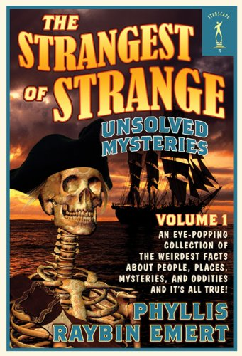 9780765365958: The Strangest of Strange Unsolved Mysteries, Volume 1 (Rga: Activity Books)