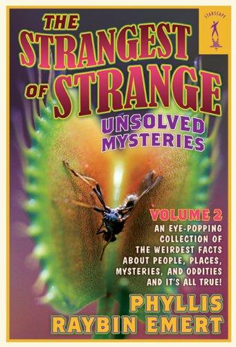 9780765365965: The Strangest of Strange Unsolved Mysteries, Volume 2 (Rga: Activity Books)