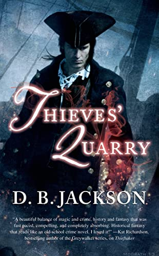 9780765366078: Thieves' Quarry (The Thieftaker Chronicles)