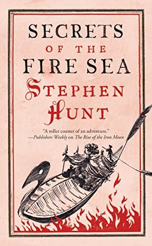 9780765366115: Secrets of the Fire Sea (Jackelian World)
