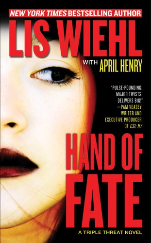 9780765366672: Hand of Fate (Triple Threat Novel)