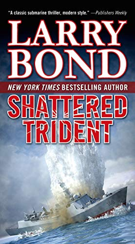 9780765366948: Shattered Trident (A Jerry Mitchell Novel)