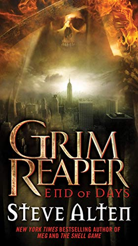 Grim Reaper: End of Days: End of Days (Paperback)