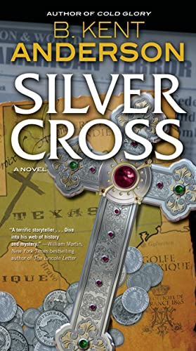9780765367099: Silver Cross: A Novel (Nick Journey and Meg Tolman)