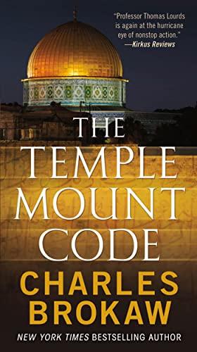 9780765367136: The Temple Mount Code (Thomas Lourdes)