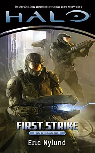 9780765367310: First Strike: The Definitive Edition (Halo 3)