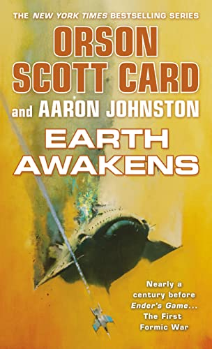 9780765367389: Earth Awakens (The First Formic War)