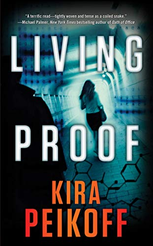 9780765367488: Living Proof: A Thriller