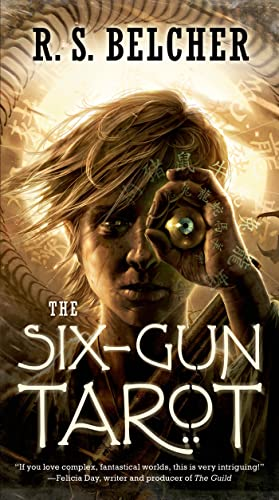 9780765367518: The Six-Gun Tarot