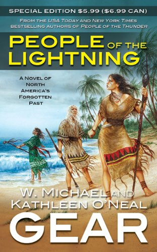 9780765367556: People of the Lightning (North America's Forgotten Past)