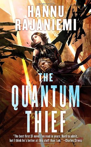 9780765367662: The Quantum Thief (Jean le Flambeur)