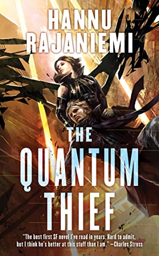 9780765367662: The Quantum Thief (Jean Le Flambeur)