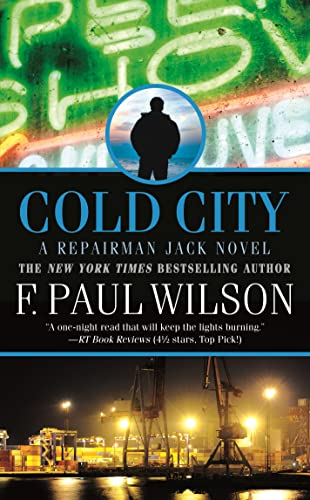 9780765368034: Cold City: A Repairman Jack Novel